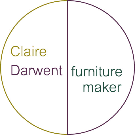 CLAIRE DARWENT furniture maker